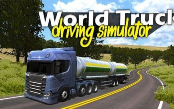 Unlimited Money World Truck Driving Simulator APK 0.8.1.0