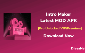 VIP Unlocked Intro Maker MOD APK 4.6.1